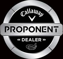 Callaway Proponent Dealer - 210