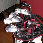 Ryan's Bag PXG Irons